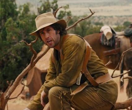 Adam Sandler stars in first 'The Ridiculous 6' trailer