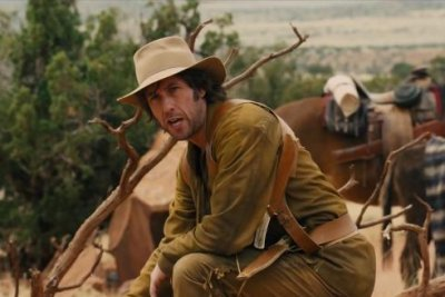 Adam Sandler stars in first 'The Ridiculous 6' trailer