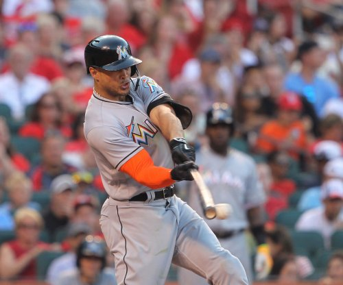 Miami Marlins look to Giancarlo Stanton to move them past tragedy