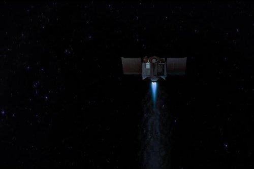 OSIRIS-REx's first deep-space maneuver was a success