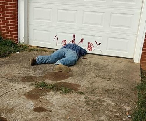 Dead body Halloween decoration prompts worried 911 calls