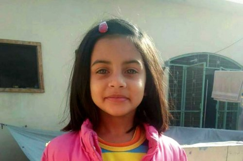 Pakistan police arrest suspect in murder of 7-year-old girl
