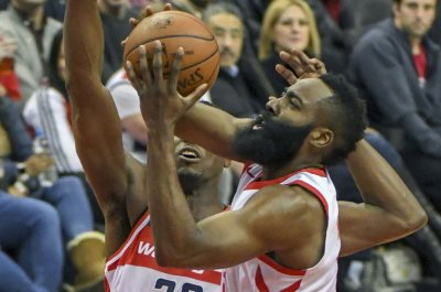 Rockets ride 11-game winning streak into Denver