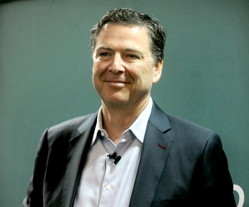 Ex-FBI head Comey tops 600,000 sales in book's first week