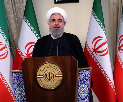 Iran's oil can still flow, the country's first vice president said
