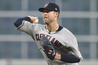Trade of Indians pitcher Kluber looking less likely