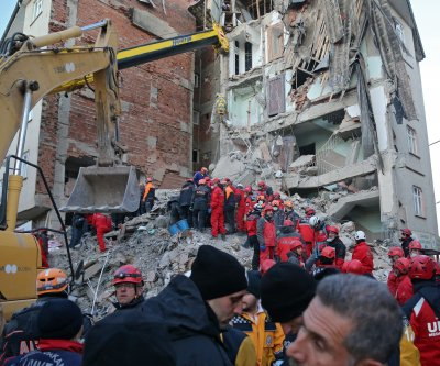 Turkey's earthquake kills 22 people, interior minister says