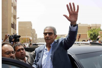 Egypt's military chief backed for president