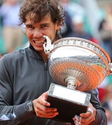 Nadal, Djokovic in same half of French Open draw