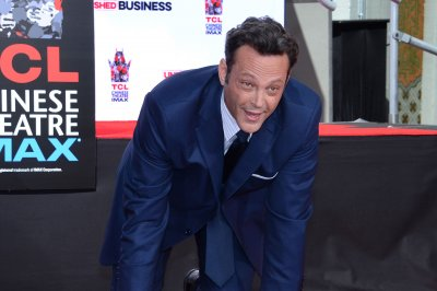 Vince Vaughn's handprints enshrined in Hollywood ceremony