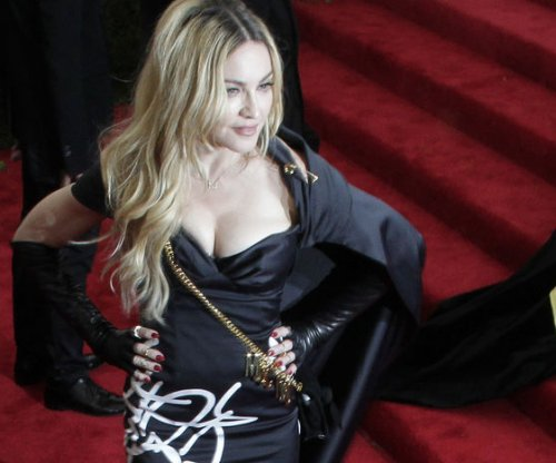 Madonna begins elaborate 'Rebel Heart' tour in Montreal