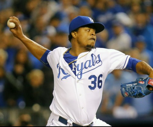 Edinson Volquez aims to carry Kansas City Royals into World Series
