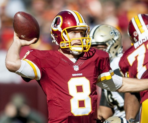 Kirk Cousins perfect for Redskins, Saints set new low
