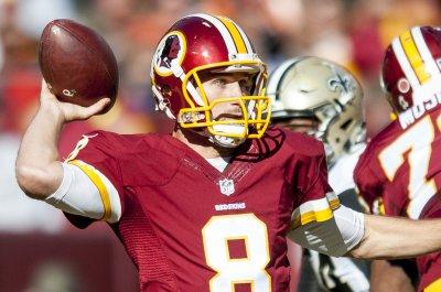 Kirk Cousins perfect for Redskins, Saints set new low