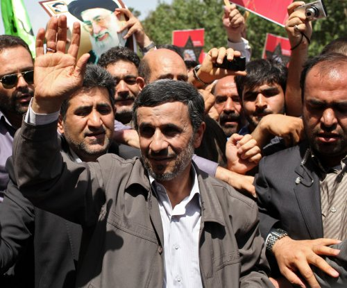 Former Iranian President Ahmadinejad asks Obama to return $2B in frozen assets