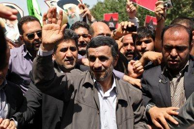 Former Iranian President Ahmadinejad asks Obama to return $2B in frozen assets