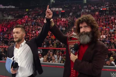 Finn Balor forced to relinquish WWE Universal Championship due to injury on Raw