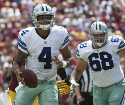 Dak Prescott's play lets Dallas Cowboys be patient with Tony Romo