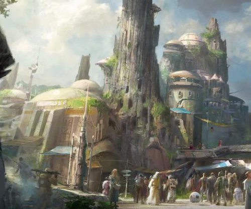 Disney previews upcoming 'authentic' 'Star Wars'-theme parks