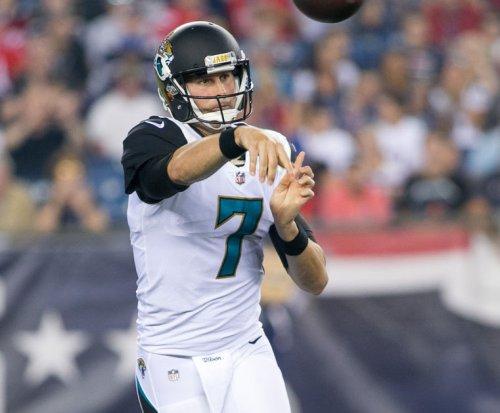 Blake Bortles: Oddsmakers have Chad Henne as Week 1 starter for Jacksonville Jaguars