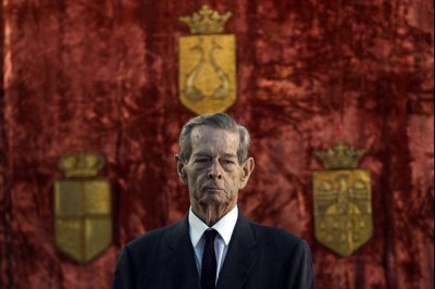 Romania's former King Michael dies at 96