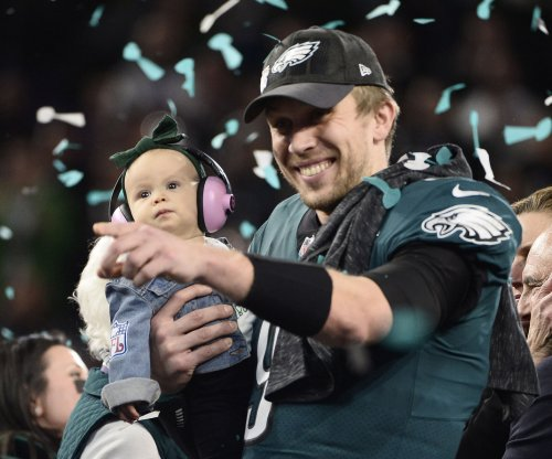 Book it: Philadelphia Eagles' Nick Foles now a best seller