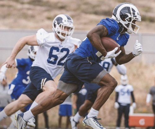 Brandin Cooks: Rams ink WR to 5-year extension