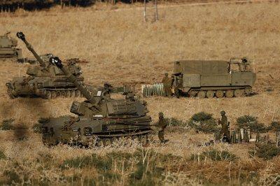Hezbollah, Israel exchange fire on Lebanon border