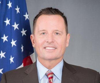 Trump names Richard Grenell acting national intelligence director