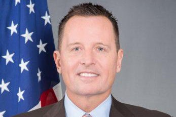 Trump names Richard Grenell as acting intelligence chief
