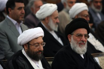 Corrupt Iranian runaway judge exposes deep fractures in regime