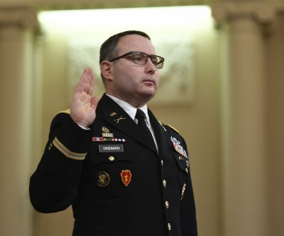 Lt. Col. Alexander Vindman retires from Army citing 'bullying,' 'retaliation' by Trump