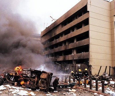On This Day: U.S. embassy bombings kill 224