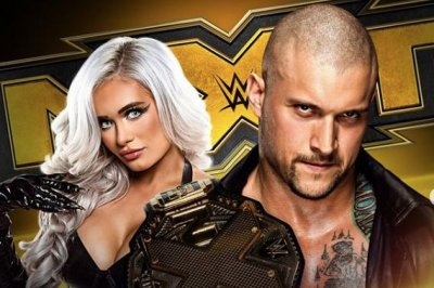 WWE NXT: Karrion Kross relinquishes the NXT Championship
