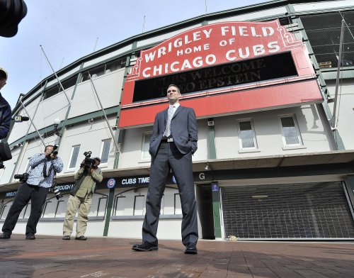 Cubs fill out coaching staff