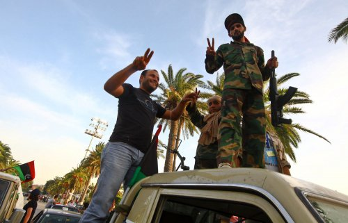 Libya wraps up voter registration campaign