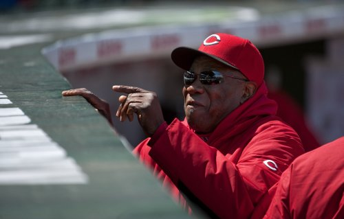 Reds Manager Dusty Baker hospitalized