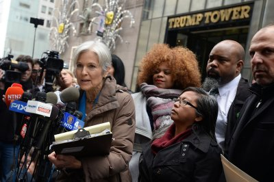 Judge rejects Jill Stein's request for Pennsylvania recount