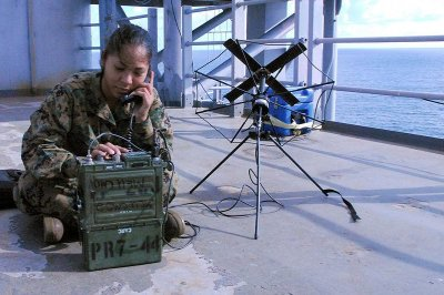 European country orders Harris tactical radios