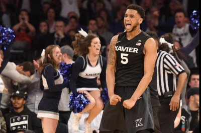 Xavier's Trevon Bluiett ditching draft, coming back to campus
