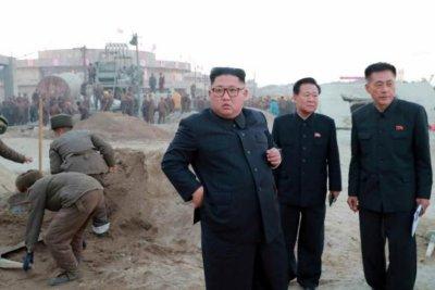 Kim Jong Un disgruntled with tourist resort, economic sanctions