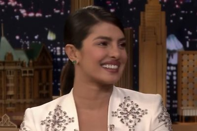 Priyanka Chopra says getting married in India was Nick Jonas' idea
