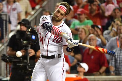 Dodgers meet with Bryce Harper, interested in short-term deal