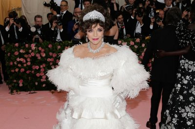 Famous birthdays for May 23: Joan Collins, Melissa McBride