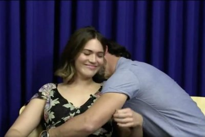 Mandy Moore revisits her 'This is Us' audition tape