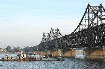 China, North Korea trade plummeted, report says