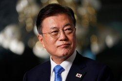 Report: South Korea president may seek to modify military exercises