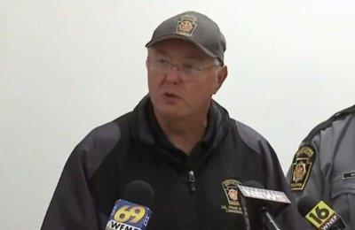 Pennsylvania trooper shot dead