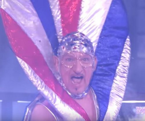 Sir Ben Kingsley takes on 'Rocket Man' for 'Lip Sync Battle' premiere