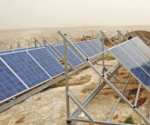 EU funding renewable energy efforts in Algeria